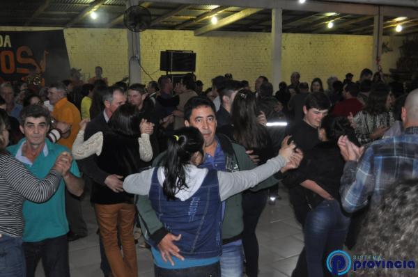 Baile da Cuca e da Linguiça- Lageado Librino - Derrubadas