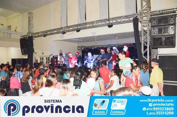 23ª Festa de Natal da Rádio Província FM