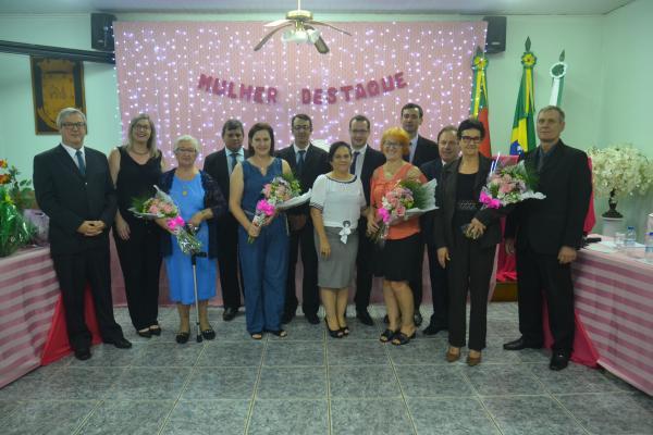 Sessão solene Dia Internacional da Mulher