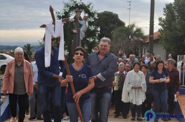 Tradicional Festa de Santo Antônio - Derrubadas