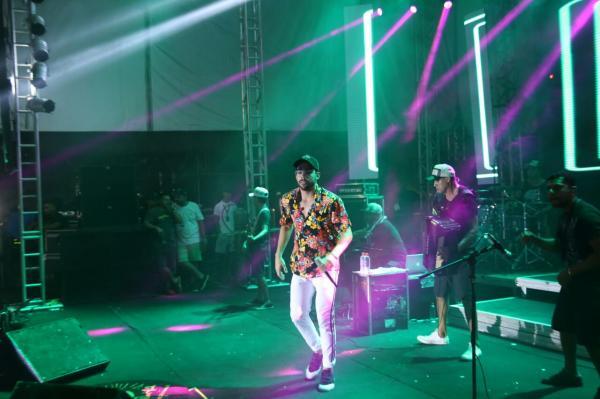 Confira a cobertura do show de Gabriel Diniz no Euphoria Barramares em Luís Correia PI