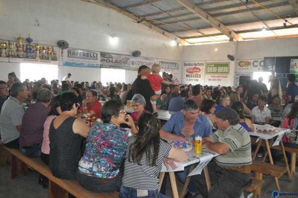 Festa Da Padroeira na Comunidade de Santa Fé - Derrubadas