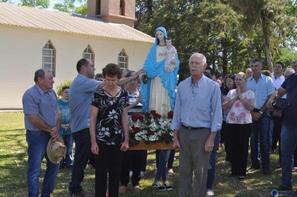 Festa da Padroeira Nossa Senhora da Saúde