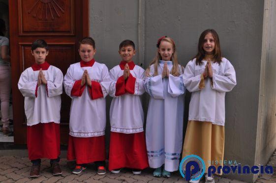 Festa Da Padroeira Nossa Senhora do Rosário de Fátima