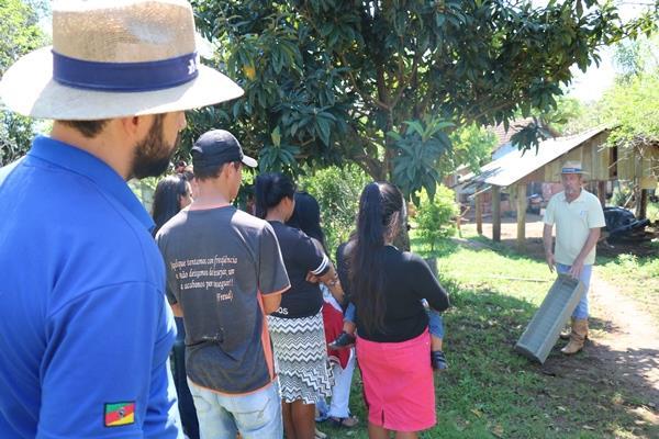 Emater-Ascar capacitará dezenas de famílias da Terra Indígena do Guarita