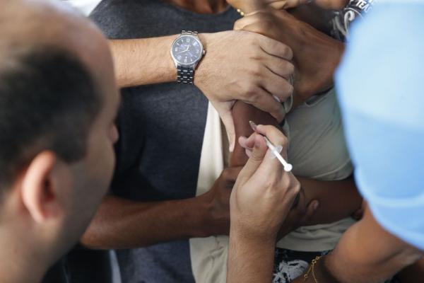 Ministério da Saúde confirma 2.044 casos de sarampo no país