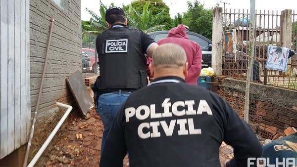 Operação mercado oculto prende investigados por tráfico de drogas em Seberi
