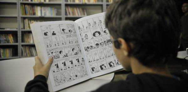 Escolas públicas devem escolher as obras literárias para 2019