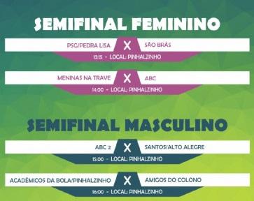 Tenente Portela: Semifinais do campeonato de futebol sete são novamente transferidas