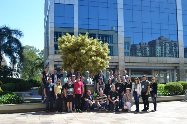 Associados do Sicredi conhecem a Capital Nacional do Cooperativismo
