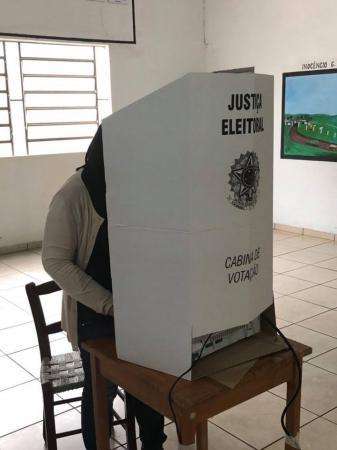 Governador eleito venceu na 140ª Zona Eleitoral