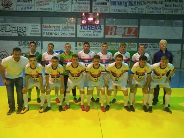 Copa Noroeste de Futsal teve partidas nesta quinta-feira (1º)