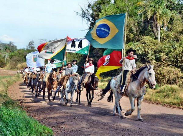Chama crioula estadual será acesa em Tenente Portela em 2019