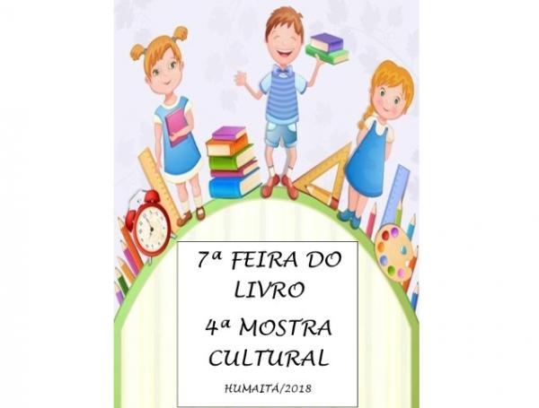 Humaitá promove 7ª Feira do Livro e a 4ª Mostra Cultural