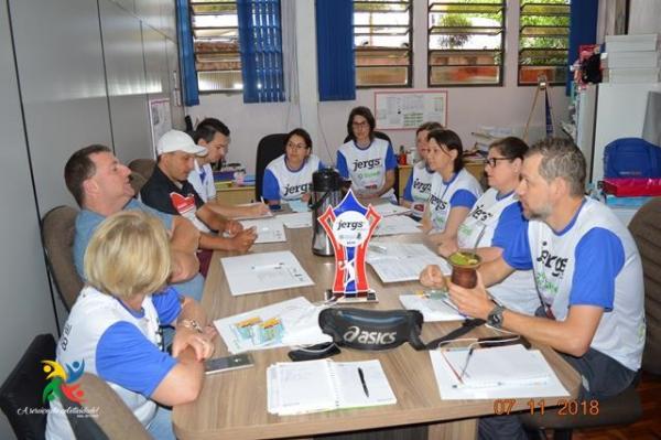 Região Celeiro: Crissiumal será sede estadual das finais do Voleibol Infantil do JERGS 2018
