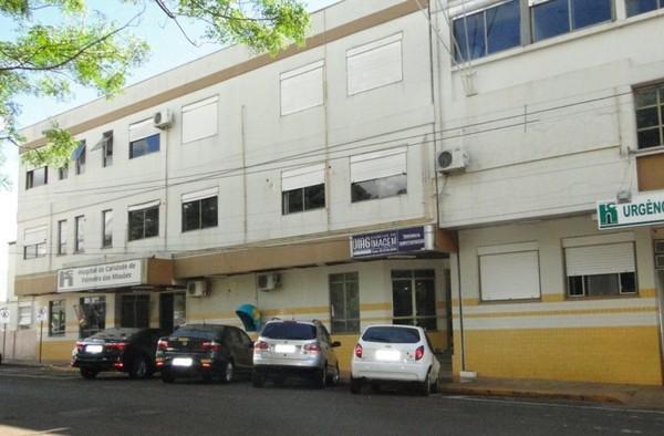 Palmeira das Missões: Greve reduz atendimentos no Hospital de Caridade
