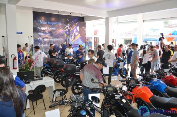 Serginho Moto Sport reinaugura como concessionária Suzuki