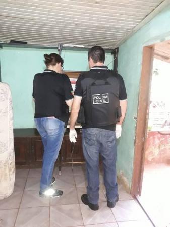 Operação policial apreende dois adolescentes em Tenente Portela