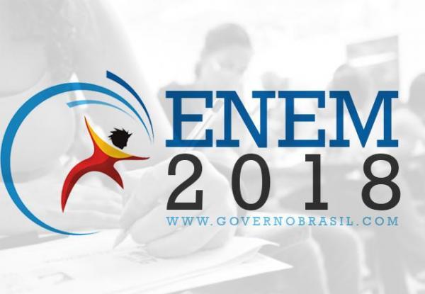 ENEM 2018: gabarito oficial é divulgado pelo INEP