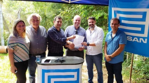 Investimento da Corsan irá qualificar sistema de água de Três Passos