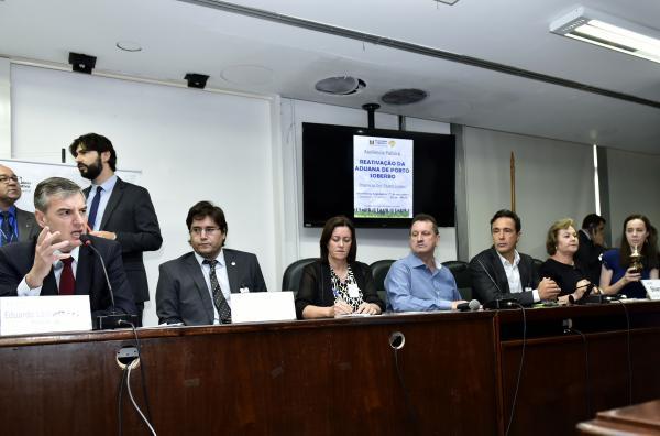 Grupo de Trabalho irá pedir a implantação de controle integrado em Porto Soberbo