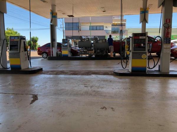 Pesquisa aponta redução no preço dos combustíveis no RS