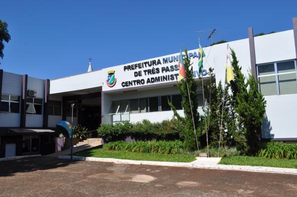 Prefeitura de Três Passos adota turno único até fevereiro do próximo ano
