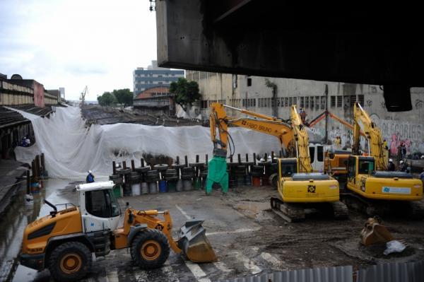 Levantamento mostra que Brasil tem 2.796 obras paradas