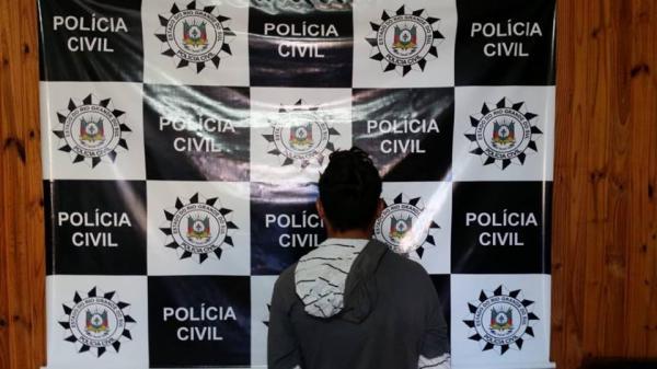 Polícia Civil prende suspeito de homicídio cujo corpo da vítima foi encontrado em Itapiranga