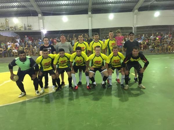 Campeonato de Braço Forte conhece seus campeões