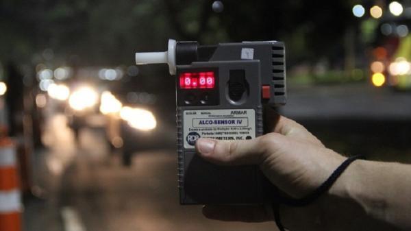 Mobilização Nacional da Lei Seca encerra o ano com 192 mil motoristas fiscalizados no país