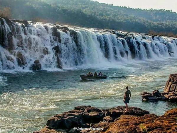 Secretária de Turismo de Derrubadas fala sobre desenvolvimento do Salto Yucumã