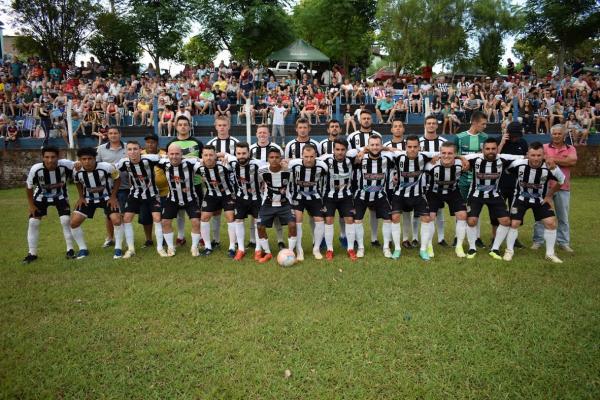 Santos da Linha Turvo é tricampeão do Campeonato Varzeano de Três Passos