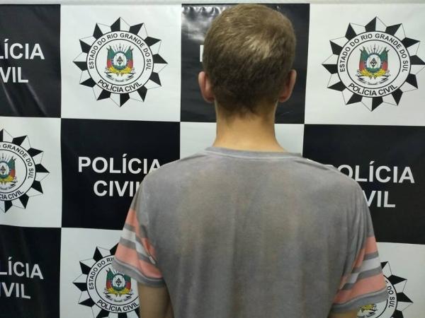 Suspeito de envolvimento em tentativa de homicídio é preso em ação policial