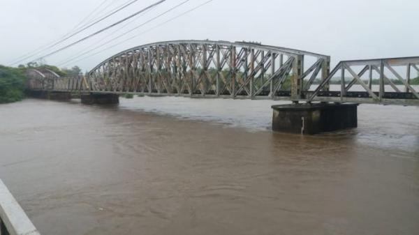 Pelo menos 120 pessoas são afetadas pelas chuvas em Alegrete