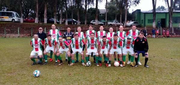Primeira rodada da Copa Interclubes de Futebol aconteceu neste domingo