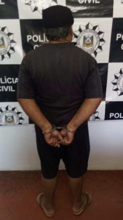 Homem é preso por Estupro de Vulnerável em Redentora