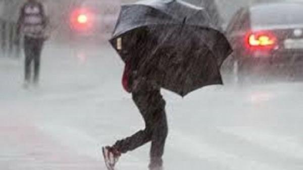 Frente fria volta a intensificar chuvas no estado nos próximos dias
