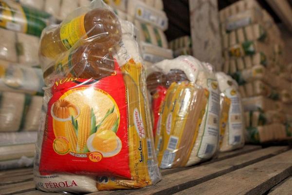 Famílias indígenas da Região Celeiro serão contempladas com cestas de alimentos
