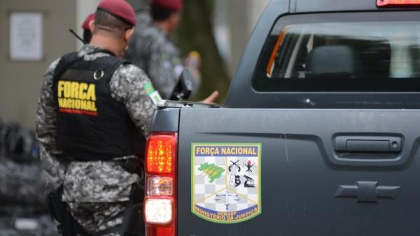 União prorroga permanência da Força Nacional no estado