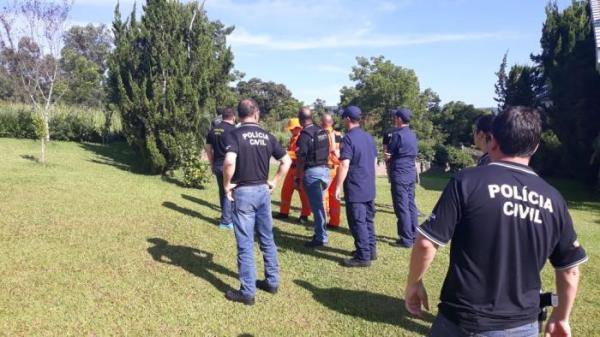 Preso suspeito de participação na morte de gerente de banco de Anta Gorda