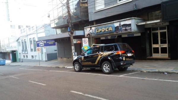 """""""Operação Dois Campos"""" afasta delegado da Polícia Federal de Passo Fundo"""