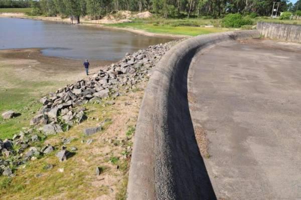 Duas barragens do RS aparecem em lista de estruturas que oferecem risco de rompimento