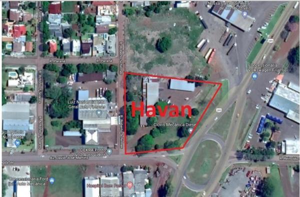 Havan define área e deverá instalar filial em Ijuí