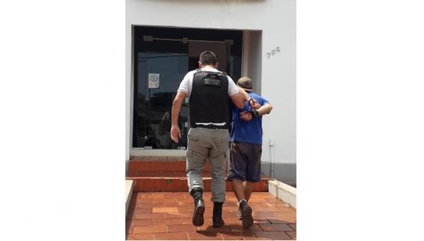 Coronel Bicaco: BM prende mais um foragido da Justiça