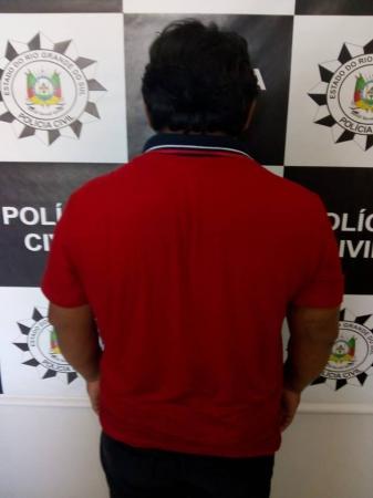 Miraguaí: Homem é preso por tentativa de homicídio