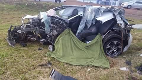 Médico de Tapejara morre em acidente de trânsito