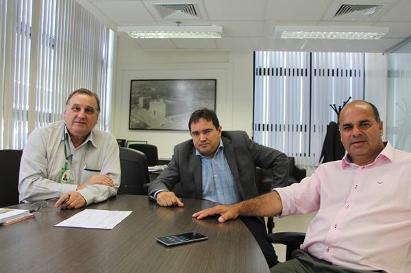 Parceria auxiliará na reestruturação e serviços do hospital de Coronel Bicaco
