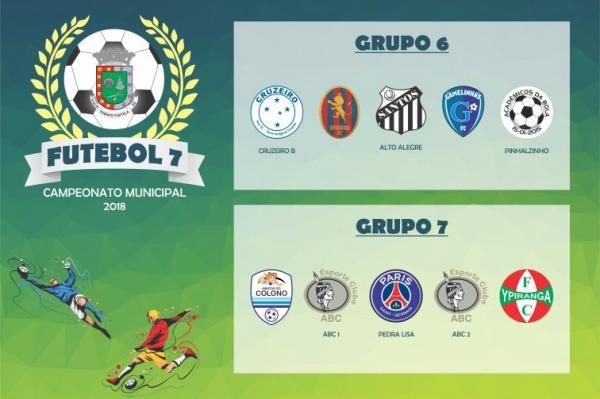 Campeonato Municipal de Tenente Portela será retomado no dia 22