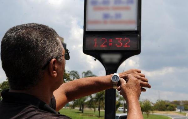 Horário de verão termina em dez estados e Distrito Federal